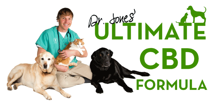 Dr. Jones' NuLeaf CBD for Dogs and Cats